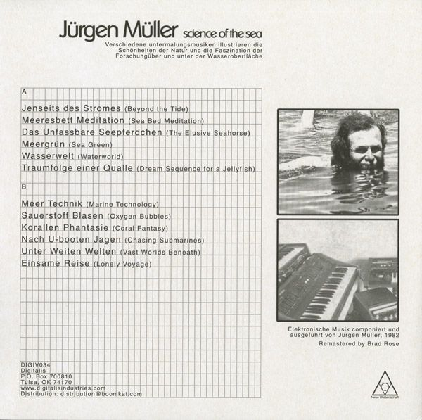 Jürgen Müller -Science Of The Sea