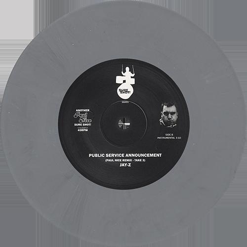 Jay-Z -Public Service Announcement (Paul Nice Remix - Take 3)