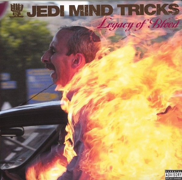 Jedi Mind Tricks -Legacy Of Blood