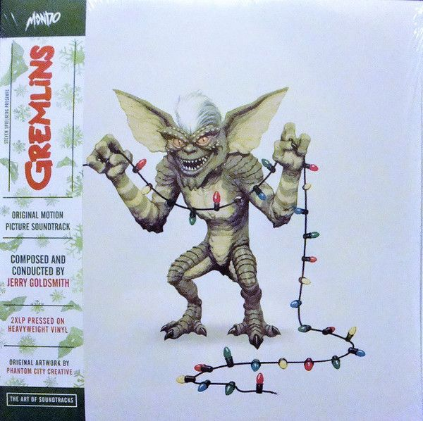Jerry Goldsmith Gremlins Original Motion Picture
