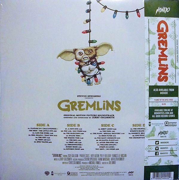 Jerry Goldsmith - Gremlins (Original Motion Picture Soundtrack)
