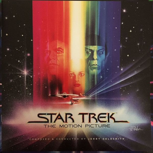 Jerry Goldsmith - Star Trek: The Motion Picture