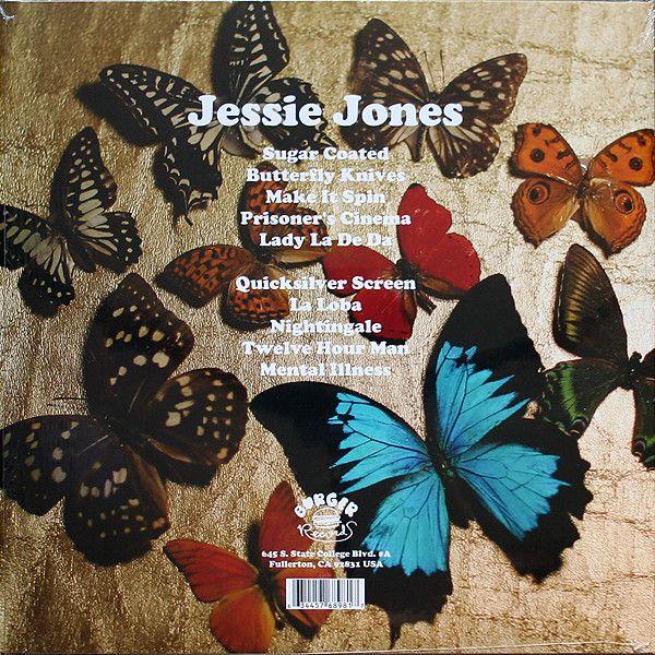 Jessie Jones  - Jessie Jones