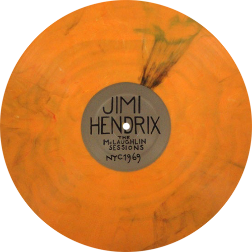 Jimi Hendrix - The McLaughlin Sessions NYC 1969