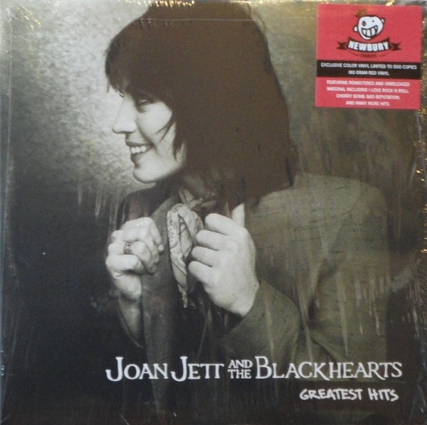 Joan Jett Amp The Blackhearts Greatest Hits Colored Vinyl