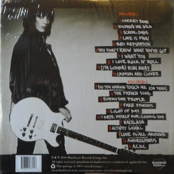 Joan Jett & The Blackhearts -Greatest Hits
