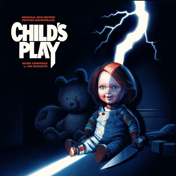 Joe Renzetti -Child's Play (Original MGM Motion Picture Soundtrack)