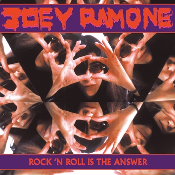 Joey Ramone Rock N Roll Is The Answer Colored Vinyl