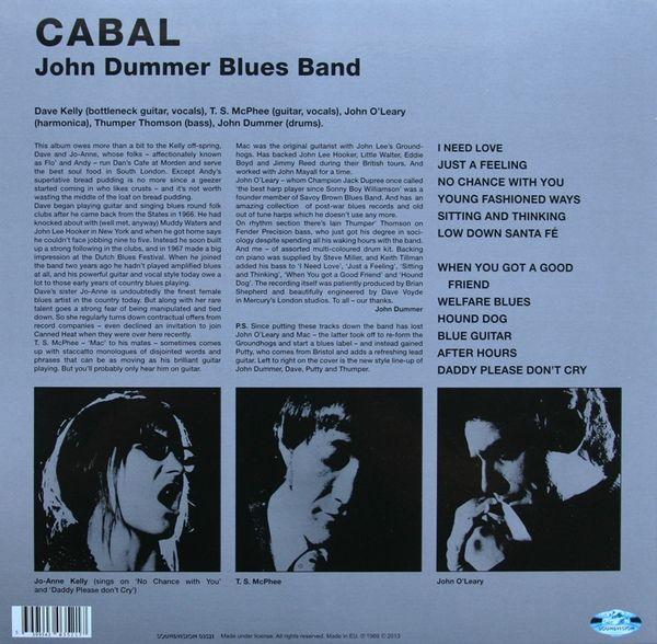 John Dummer Blues Band -Cabal