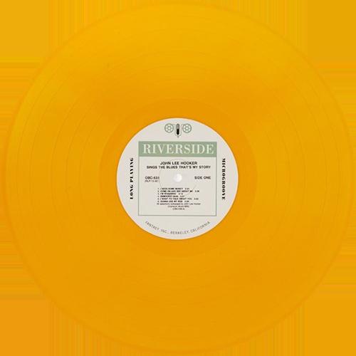 John Lee Hooker -That's My Story John Lee Hooker Sings The Blues