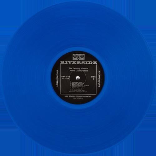 John Lee Hooker -The Country Blues Of John Lee Hooker