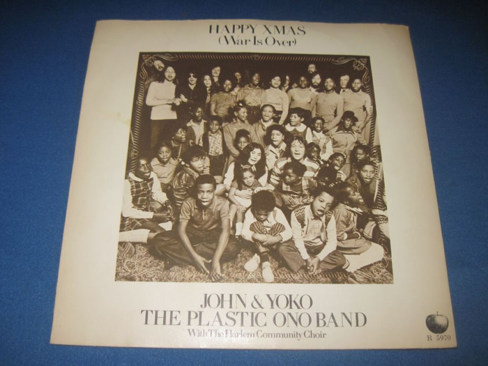 John Lennon Amp Yoko Ono Amp Plastic Ono Band The Happy