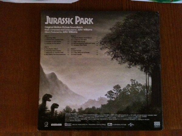 John Williams Jurassic Park Original Motion Picture