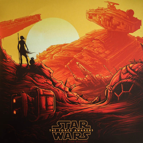John Williams -Star Wars: The Force Awakens (Original Motion Picture Soundtrack)