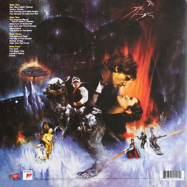 John Williams & The London Symphony Orchestra -Star Wars - The Empire Strikes Back
