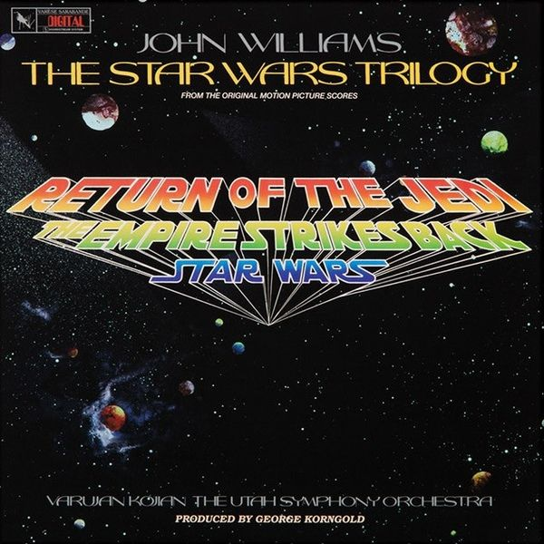John Williams Amp Varujan Kojian The Star Wars Trilogy