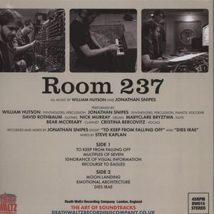 Jonathan Snipes & William Hutson -Room 237