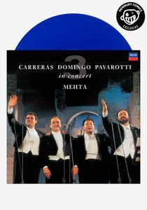 Jos 233 Carreras Amp Placido Domingo In Concert Colored Vinyl