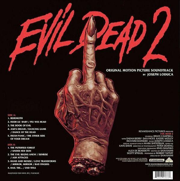 Joseph LoDuca - Evil Dead 2 (Original Motion Picture Music)