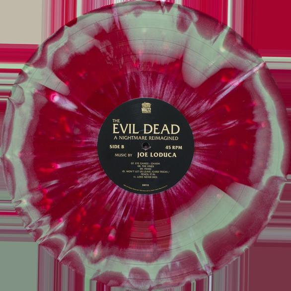 Joseph LoDuca - The Evil Dead - A Nightmare Reimagined