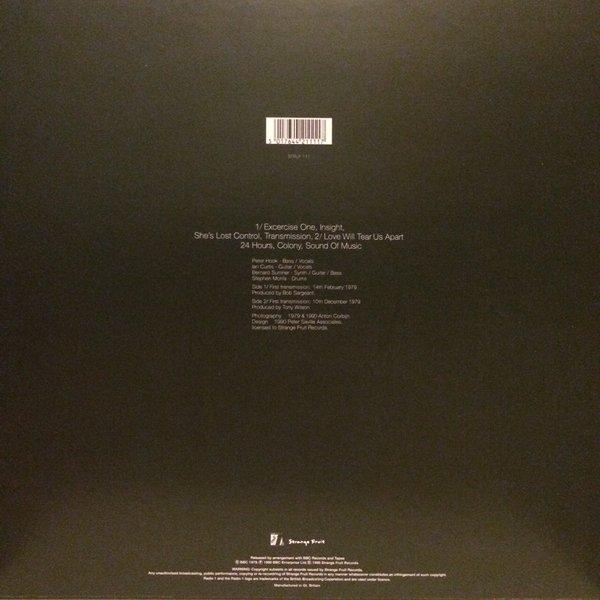Joy Division -Peel Sessions