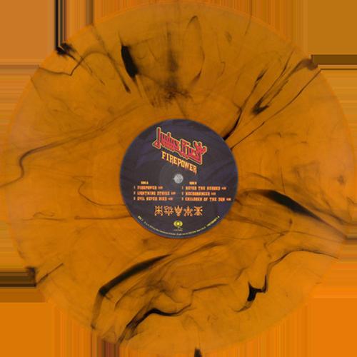 Judas Priest -Firepower