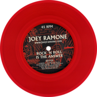 Joey Ramone -Rock 'N Roll Is The Answer
