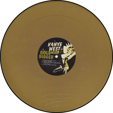 Kanye West -Gold Digger