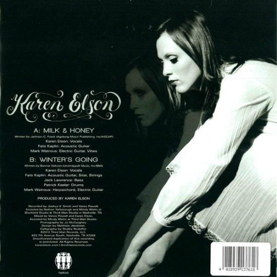 Karen Elson -Milk & Honey