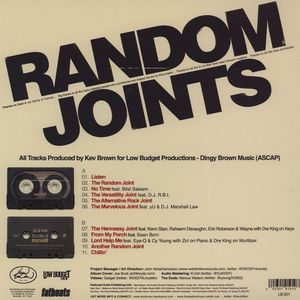 Kev Brown -Random Joints