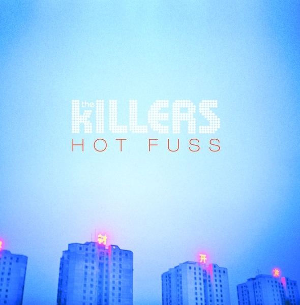 The Killers Hot Fuss Colored Vinyl