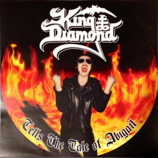 King Diamond King Diamond Tells The Tale Of Abigail