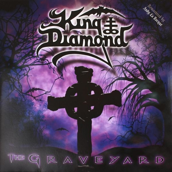 King Diamond The Graveyard Colored Vinyl