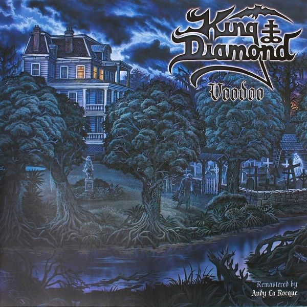 King Diamond Voodoo Colored Vinyl