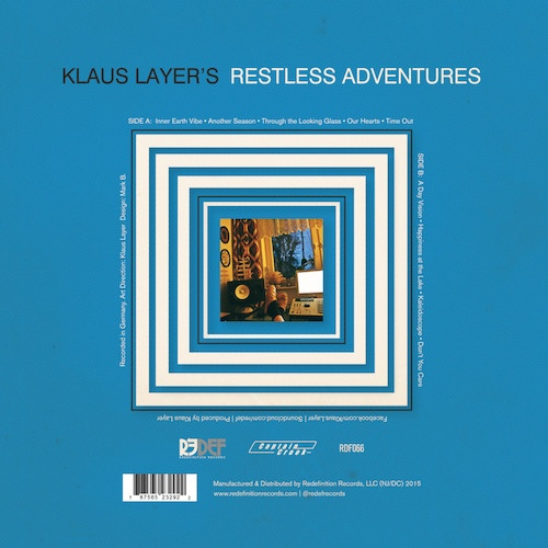 Klaus Layer - Restless Adventures