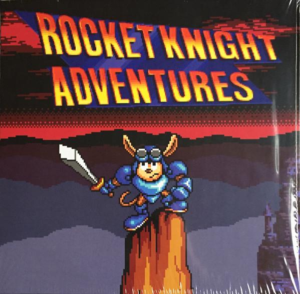 Konami Kukeiha Club - Rocket Knight Adventures