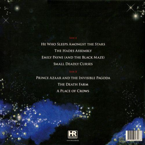 Krux -Krux III: He Who Sleeps Amongst The Stars