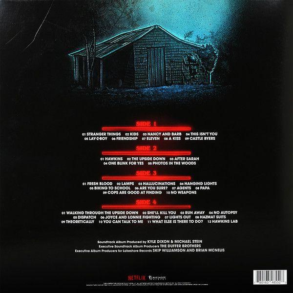 Kyle Dixon  & Michael Stein  - Stranger Things - Volume One (A Netflix Original Series)