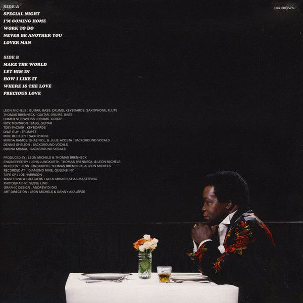 Lee Fields & The Expressions -Special Night