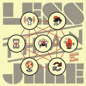 Less Than Jake Sound The Alarm Colored Vinyl