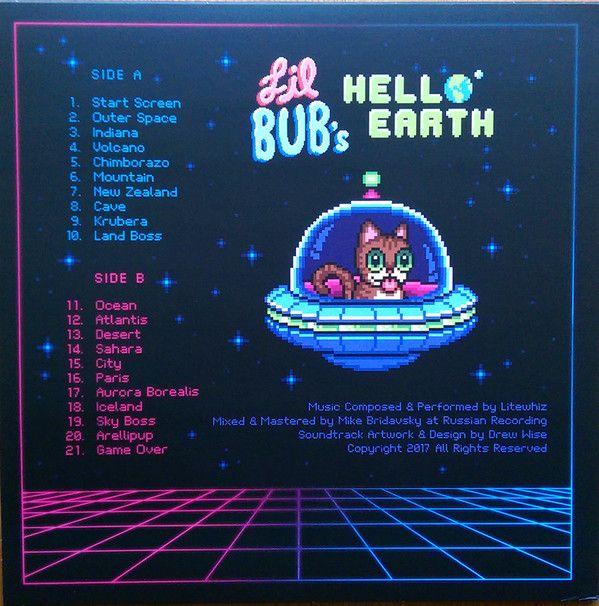 Litewhiz & Lil Bub  -Lil Bub's Hello Earth