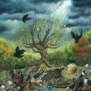 Long Arm The Branches Deluxe Edition Colored Vinyl