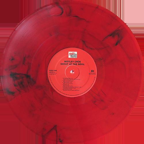 Mötley Crüe -Shout At The Devil