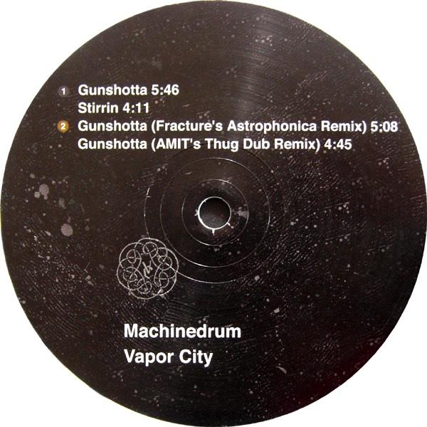 Machine Drum - Gunshotta Ave.