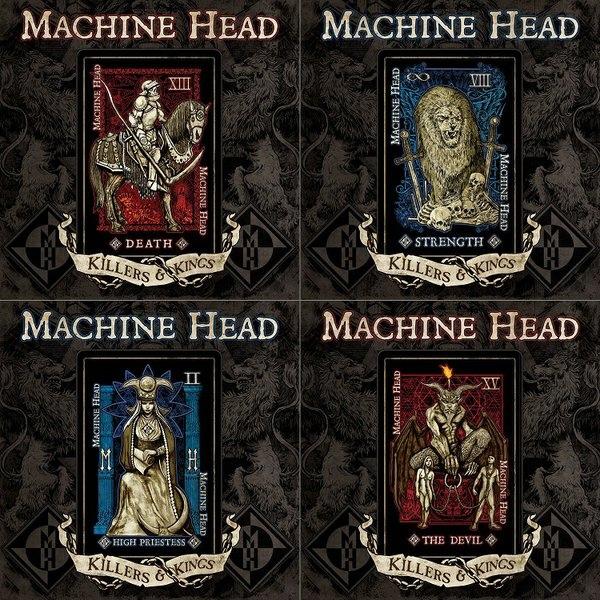 Machine Head - Killers & Kings
