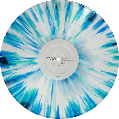 Mae Destination Beautiful Colored Vinyl