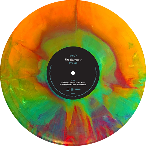 Mae The Everglow Colored Vinyl