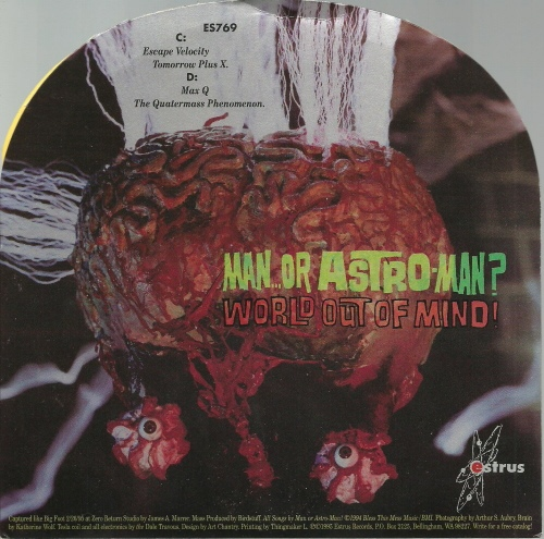 Man Or Astro-Man? - World Out Of Mind