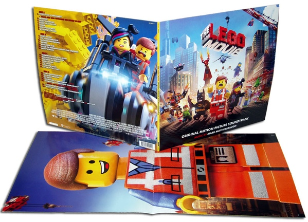 Mark Mothersbaugh -The Lego Movie (Original Motion Picture Soundtrack)
