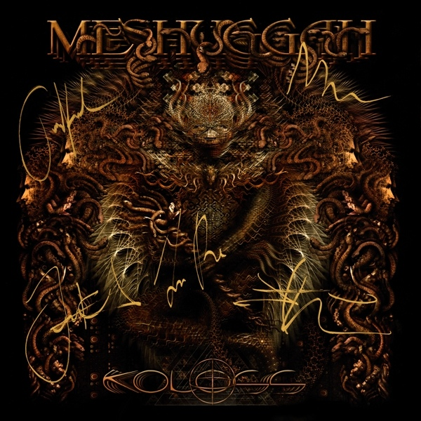 Meshuggah Koloss Colored Vinyl